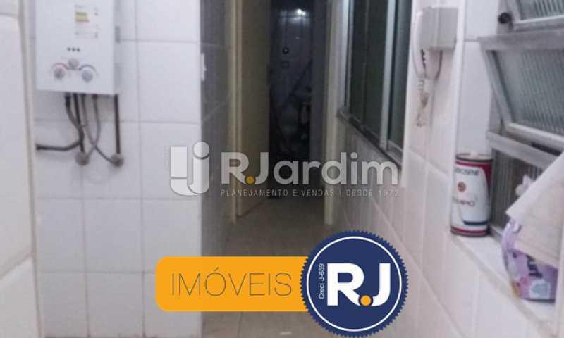área - Apartamento 3 quartos à venda Botafogo, Zona Sul,Rio de Janeiro - R$ 750.000 - LAAP31782 - 5