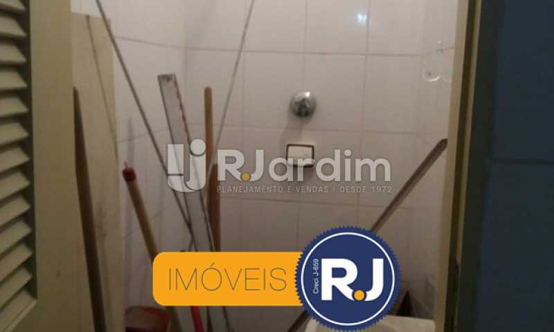 dependêndias - Apartamento 3 quartos à venda Botafogo, Zona Sul,Rio de Janeiro - R$ 750.000 - LAAP31782 - 6