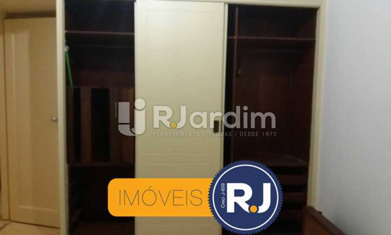 quarto - Apartamento 3 quartos à venda Botafogo, Zona Sul,Rio de Janeiro - R$ 750.000 - LAAP31782 - 8