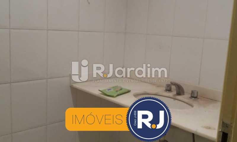 banheiro - Apartamento 3 quartos à venda Botafogo, Zona Sul,Rio de Janeiro - R$ 750.000 - LAAP31782 - 9