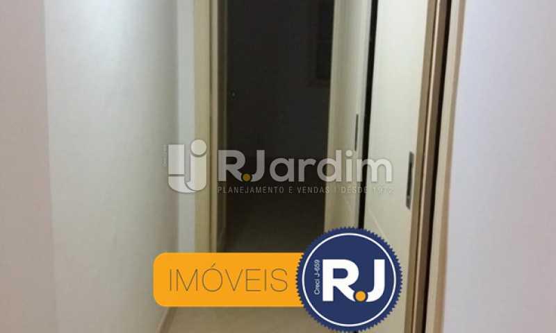 corredor - Apartamento 3 quartos à venda Botafogo, Zona Sul,Rio de Janeiro - R$ 750.000 - LAAP31782 - 10