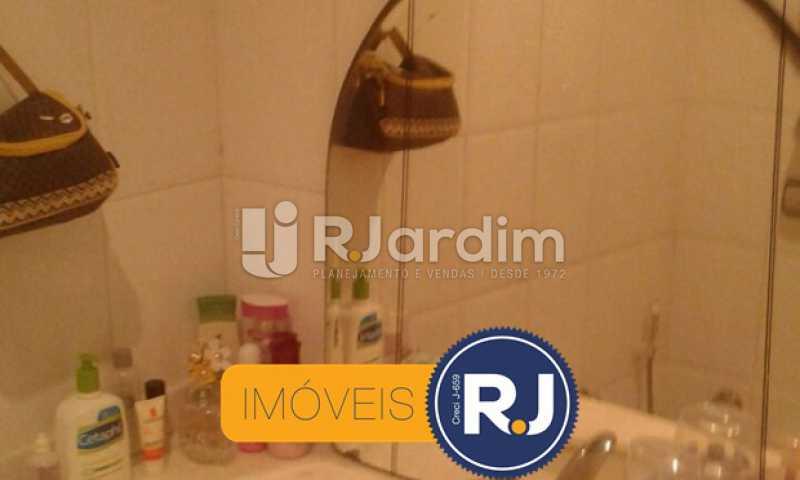 banheiro da suite - Apartamento 3 quartos à venda Botafogo, Zona Sul,Rio de Janeiro - R$ 750.000 - LAAP31782 - 11