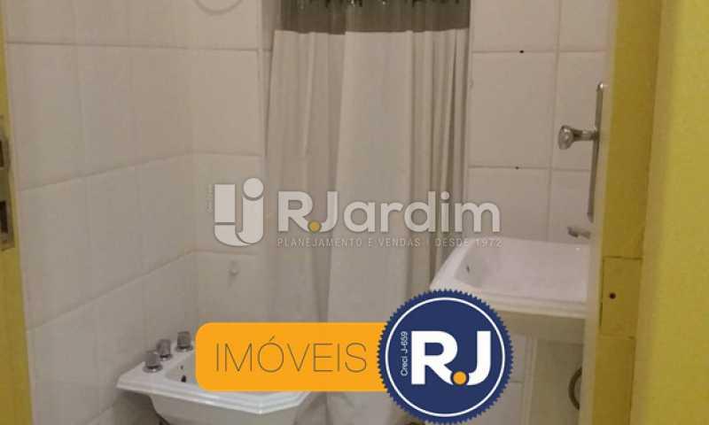 banheiro - Apartamento 3 quartos à venda Botafogo, Zona Sul,Rio de Janeiro - R$ 750.000 - LAAP31782 - 13