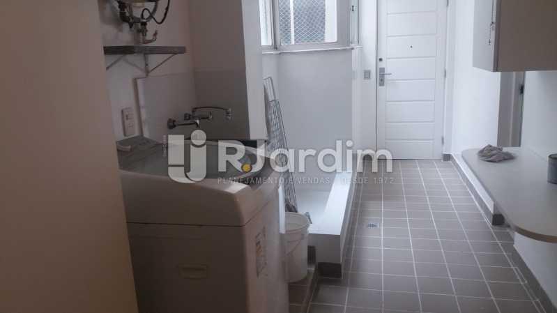 Área - Apartamento À VENDA, Ipanema, Rio de Janeiro, RJ - LAAP40687 - 15
