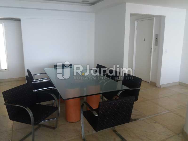 Sala jantar - Apartamento À VENDA, Ipanema, Rio de Janeiro, RJ - LAAP40687 - 6