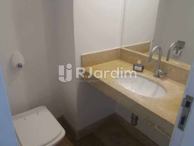 Lavabo - Apartamento À VENDA, Ipanema, Rio de Janeiro, RJ - LAAP40687 - 7