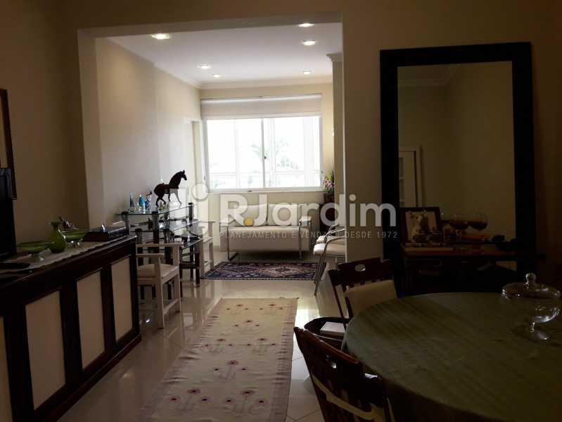 Sala 2 ambientes - Compra Venda Avaliação Imóveis Apartamento Copacabana 3 Quartos - LAAP31784 - 4