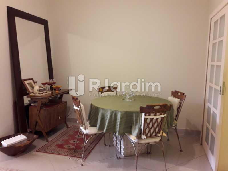 Ambiente de jantar - Compra Venda Avaliação Imóveis Apartamento Copacabana 3 Quartos - LAAP31784 - 6