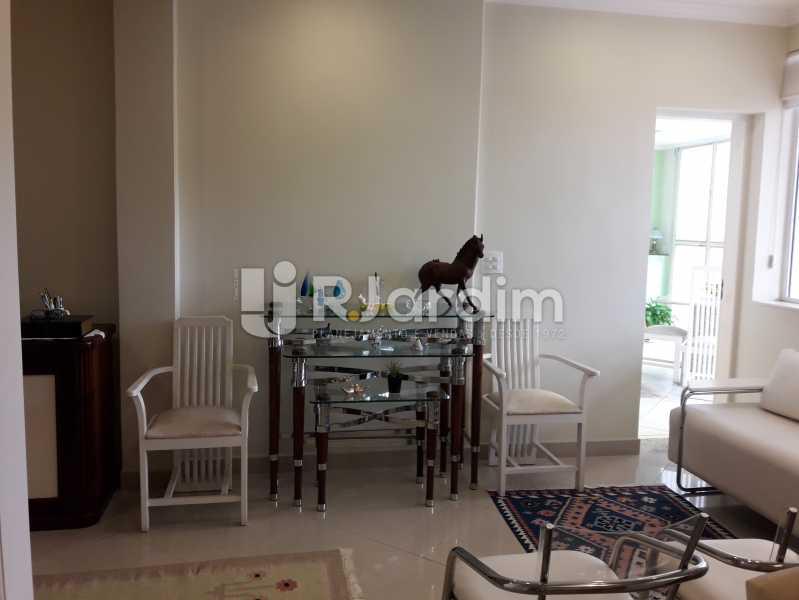 Ambiente de estar - Compra Venda Avaliação Imóveis Apartamento Copacabana 3 Quartos - LAAP31784 - 3