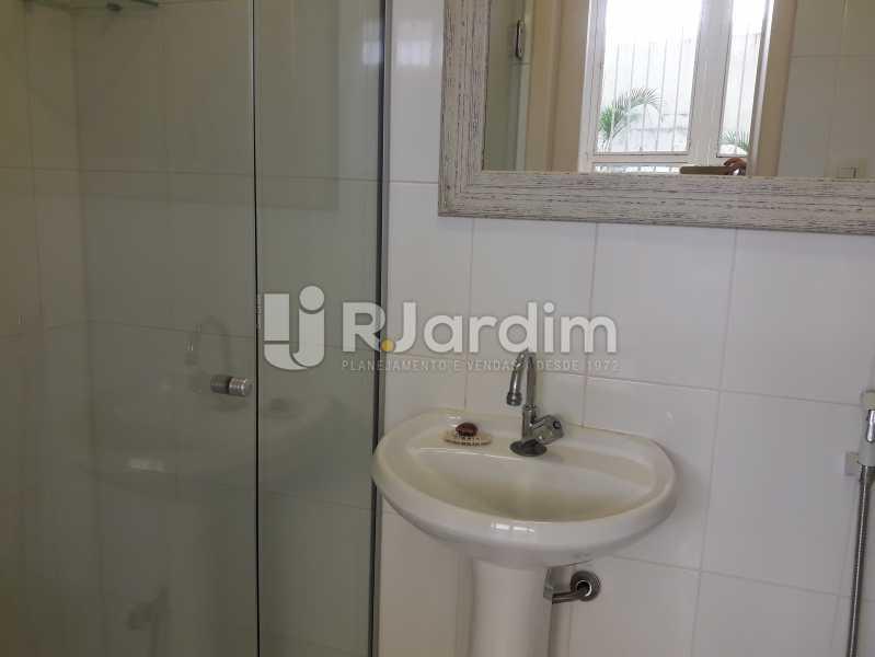 Banheiro - Compra Venda Avaliação Imóveis Apartamento Copacabana 3 Quartos - LAAP31784 - 10