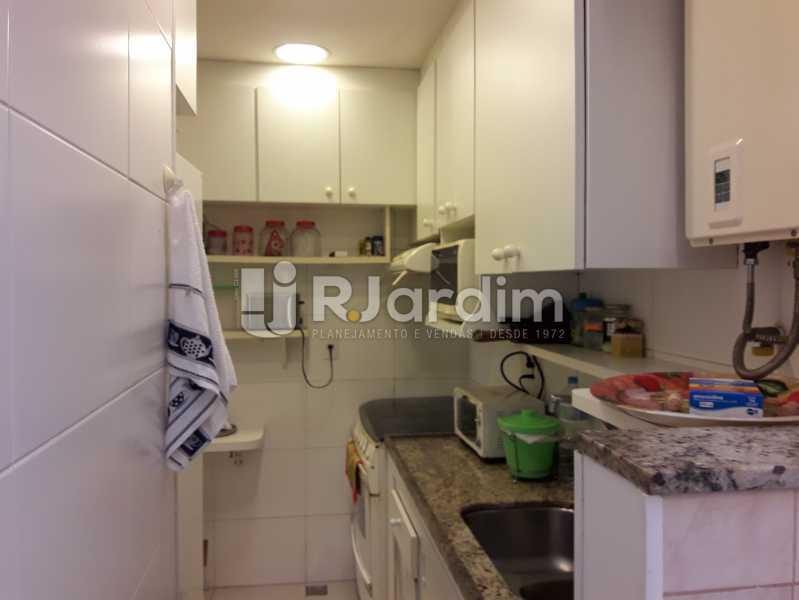 Cozinha - Compra Venda Avaliação Imóveis Apartamento Copacabana 3 Quartos - LAAP31784 - 21