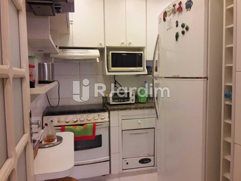Copa cozinha - Compra Venda Avaliação Imóveis Apartamento Copacabana 3 Quartos - LAAP31784 - 26