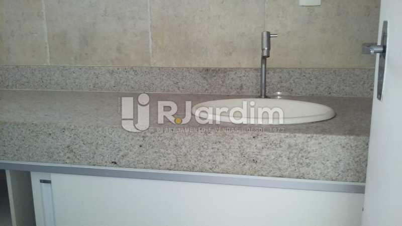1o lavabo - Imóveis Aluguel Sala Comercial Copacabana - LASL00166 - 17