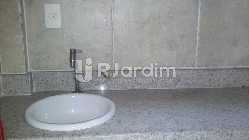 2o lavabo - Imóveis Aluguel Sala Comercial Copacabana - LASL00166 - 18