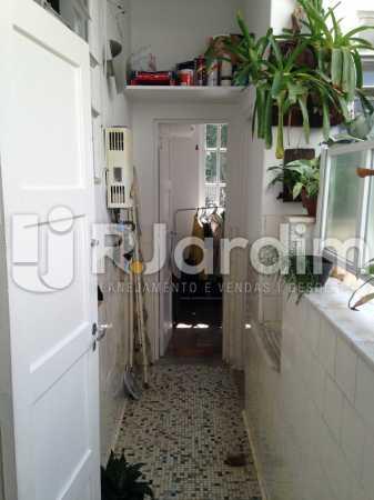 Área de Serviço - Compra Venda Avaliação Imóveis Apartamento Jardim Botânico 2 Quartos - LAAP21280 - 19