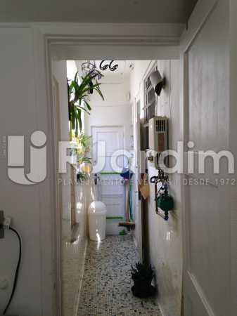 Área de Serviço - Compra Venda Avaliação Imóveis Apartamento Jardim Botânico 2 Quartos - LAAP21280 - 13