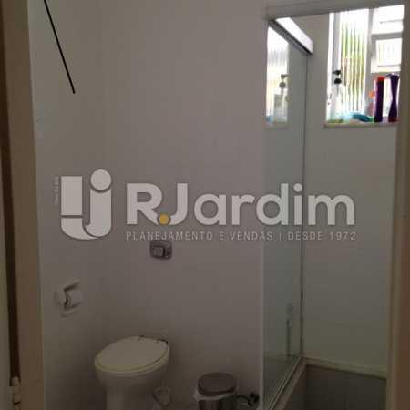 Banheiro  - Compra Venda Avaliação Imóveis Apartamento Jardim Botânico 2 Quartos - LAAP21280 - 10