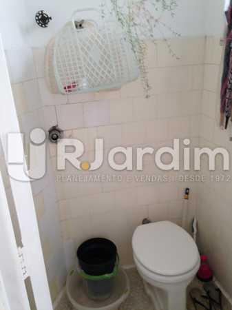 Banheiro  - Compra Venda Avaliação Imóveis Apartamento Jardim Botânico 2 Quartos - LAAP21280 - 11