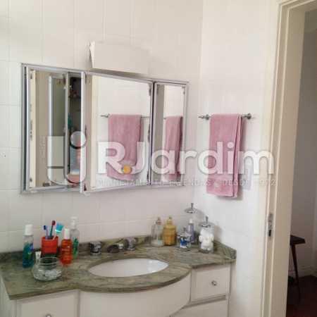 Banheiro  - Compra Venda Avaliação Imóveis Apartamento Jardim Botânico 2 Quartos - LAAP21280 - 12