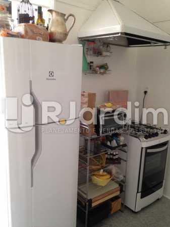 Cozinha  - Compra Venda Avaliação Imóveis Apartamento Jardim Botânico 2 Quartos - LAAP21280 - 17