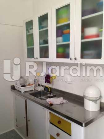 Cozinha - Compra Venda Avaliação Imóveis Apartamento Jardim Botânico 2 Quartos - LAAP21280 - 14
