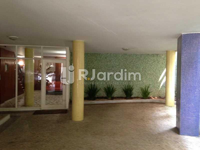 Portaria  - Compra Venda Avaliação Imóveis Apartamento Jardim Botânico 2 Quartos - LAAP21280 - 16