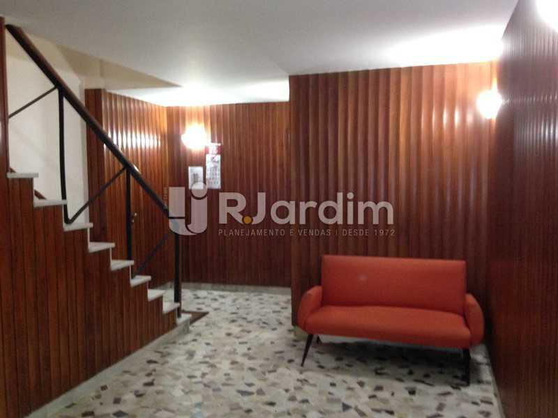 Portaria - Compra Venda Avaliação Imóveis Apartamento Jardim Botânico 2 Quartos - LAAP21280 - 15