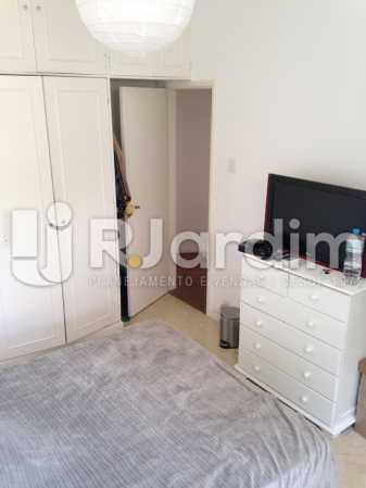 Quarto  - Compra Venda Avaliação Imóveis Apartamento Jardim Botânico 2 Quartos - LAAP21280 - 5