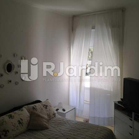 Quarto  - Compra Venda Avaliação Imóveis Apartamento Jardim Botânico 2 Quartos - LAAP21280 - 6