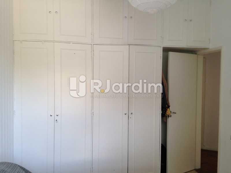 Quarto  - Compra Venda Avaliação Imóveis Apartamento Jardim Botânico 2 Quartos - LAAP21280 - 9