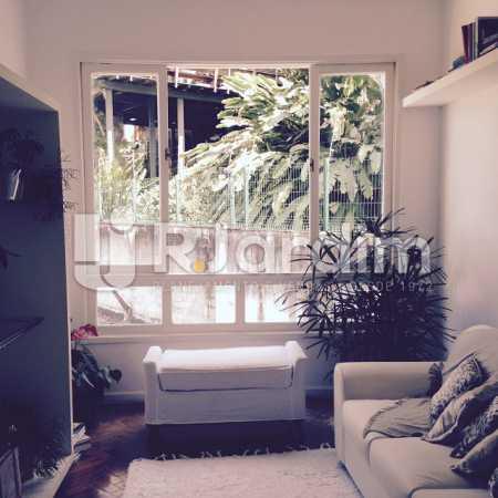 Sala  - Compra Venda Avaliação Imóveis Apartamento Jardim Botânico 2 Quartos - LAAP21280 - 1