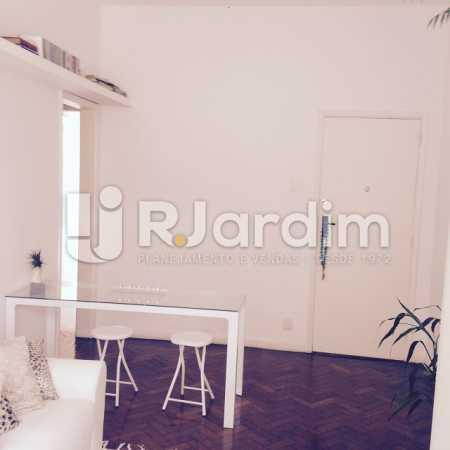 Sala - Compra Venda Avaliação Imóveis Apartamento Jardim Botânico 2 Quartos - LAAP21280 - 3