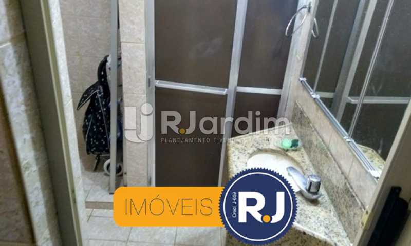 box do banheiro - Apartamento À VENDA, Copacabana, Rio de Janeiro, RJ - LAAP10304 - 21