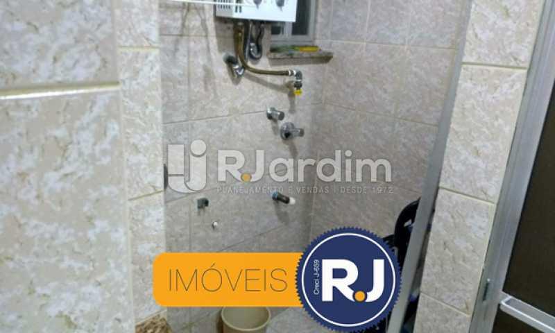 banheiro - Apartamento À VENDA, Copacabana, Rio de Janeiro, RJ - LAAP10304 - 19