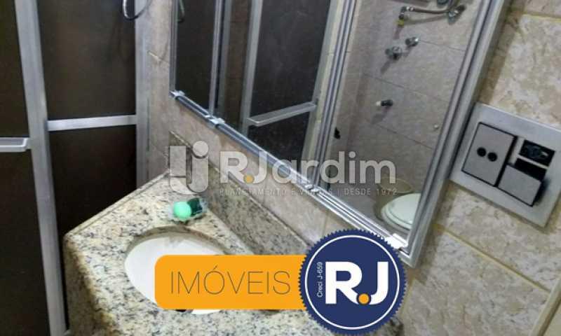 bancada do banheiro - Apartamento À VENDA, Copacabana, Rio de Janeiro, RJ - LAAP10304 - 20