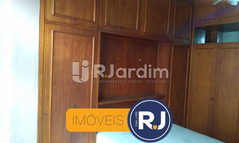 armário do quarto - Apartamento À VENDA, Copacabana, Rio de Janeiro, RJ - LAAP10304 - 10