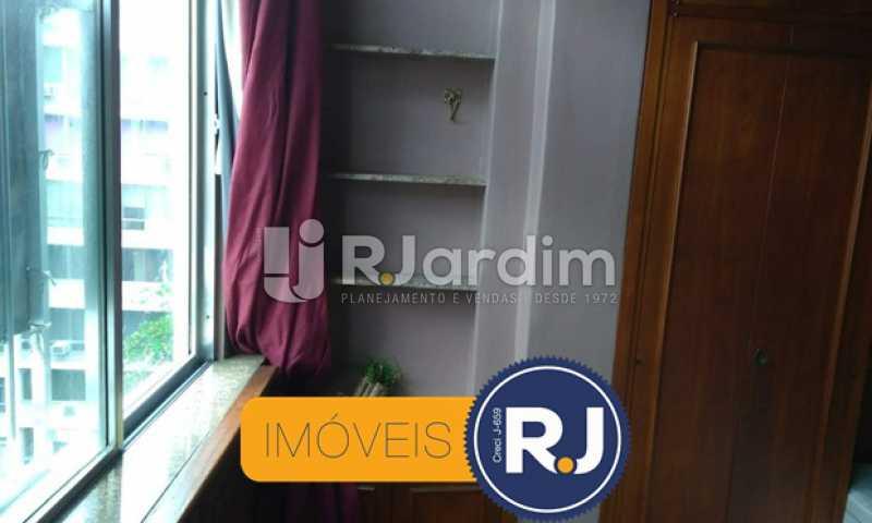 janela do quarto - Apartamento À VENDA, Copacabana, Rio de Janeiro, RJ - LAAP10304 - 12