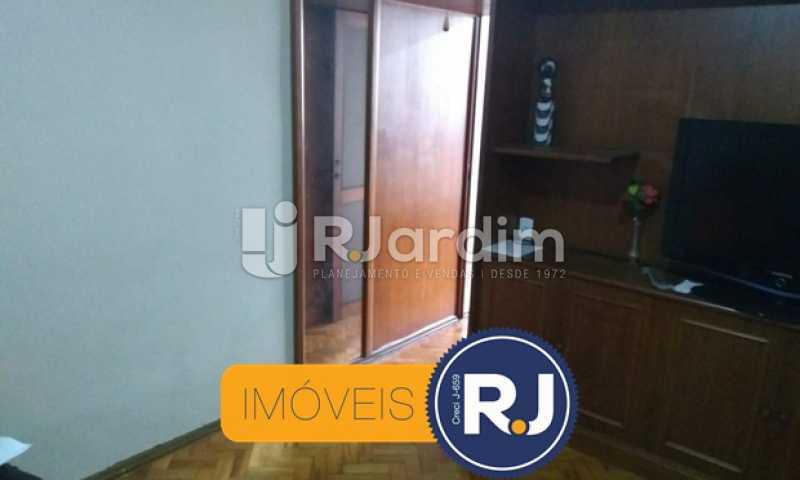 divisória da sala e quarto - Apartamento À VENDA, Copacabana, Rio de Janeiro, RJ - LAAP10304 - 3