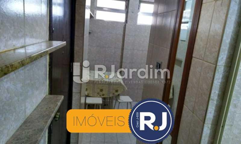 cozinha - Apartamento À VENDA, Copacabana, Rio de Janeiro, RJ - LAAP10304 - 23