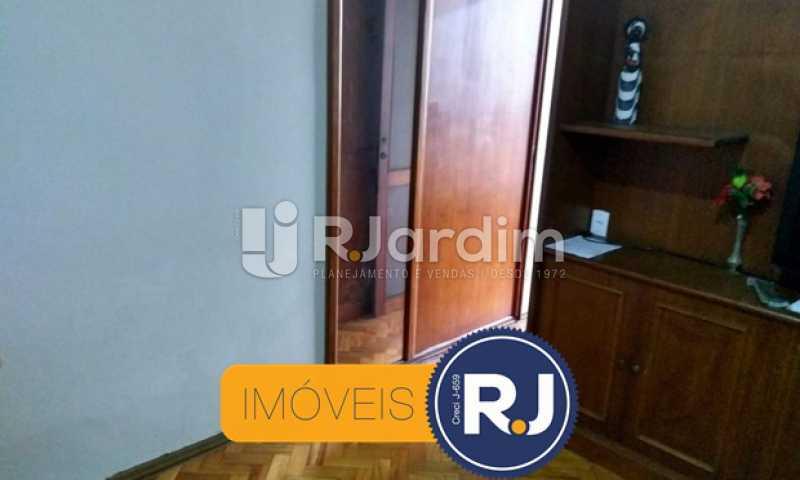 porta da divisória - Apartamento À VENDA, Copacabana, Rio de Janeiro, RJ - LAAP10304 - 9