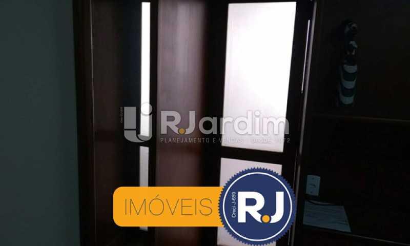 divisória com estante - Apartamento À VENDA, Copacabana, Rio de Janeiro, RJ - LAAP10304 - 16