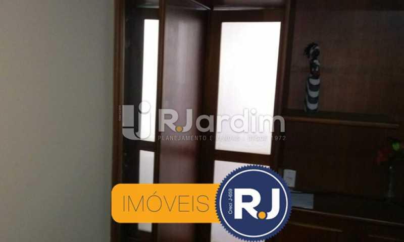 divisória com estante - Apartamento À VENDA, Copacabana, Rio de Janeiro, RJ - LAAP10304 - 13