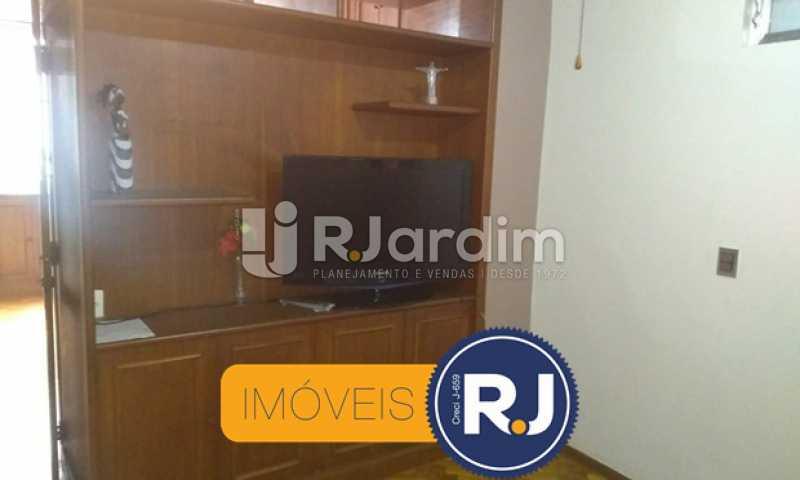 estante da sala - Apartamento À VENDA, Copacabana, Rio de Janeiro, RJ - LAAP10304 - 6