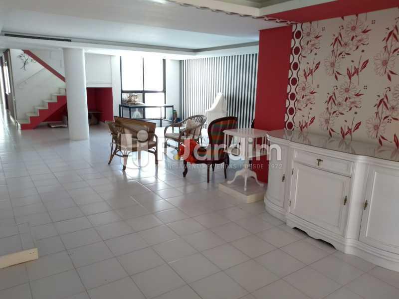 sala - Cobertura Rua Aperana,Leblon, Zona Sul,Rio de Janeiro, RJ À Venda, 4 Quartos, 341m² - LACO40159 - 9