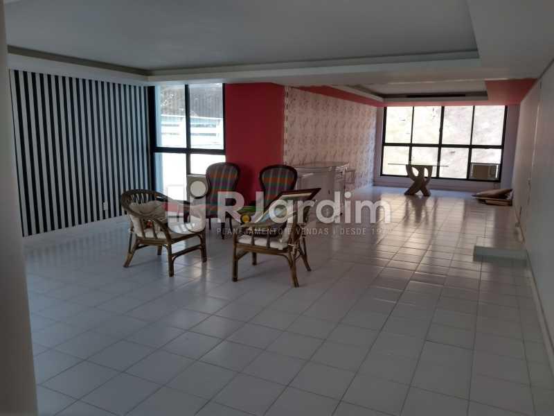 sala / segundo piso  - Cobertura Rua Aperana,Leblon, Zona Sul,Rio de Janeiro, RJ À Venda, 4 Quartos, 341m² - LACO40159 - 10