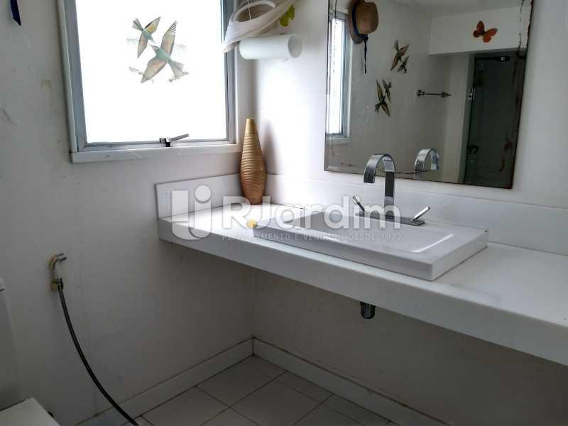 banheiro  - Cobertura Rua Aperana,Leblon, Zona Sul,Rio de Janeiro, RJ À Venda, 4 Quartos, 341m² - LACO40159 - 16