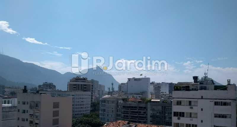 Vista livre / Cristo  - Cobertura Rua Aperana,Leblon, Zona Sul,Rio de Janeiro, RJ À Venda, 4 Quartos, 341m² - LACO40159 - 1