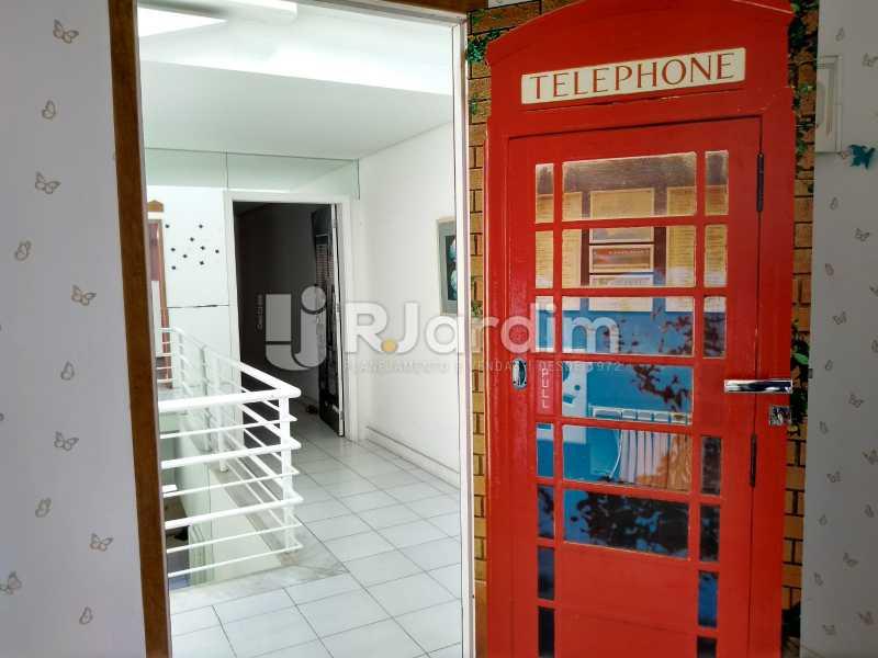 segundo piso  - Cobertura Rua Aperana,Leblon, Zona Sul,Rio de Janeiro, RJ À Venda, 4 Quartos, 341m² - LACO40159 - 19