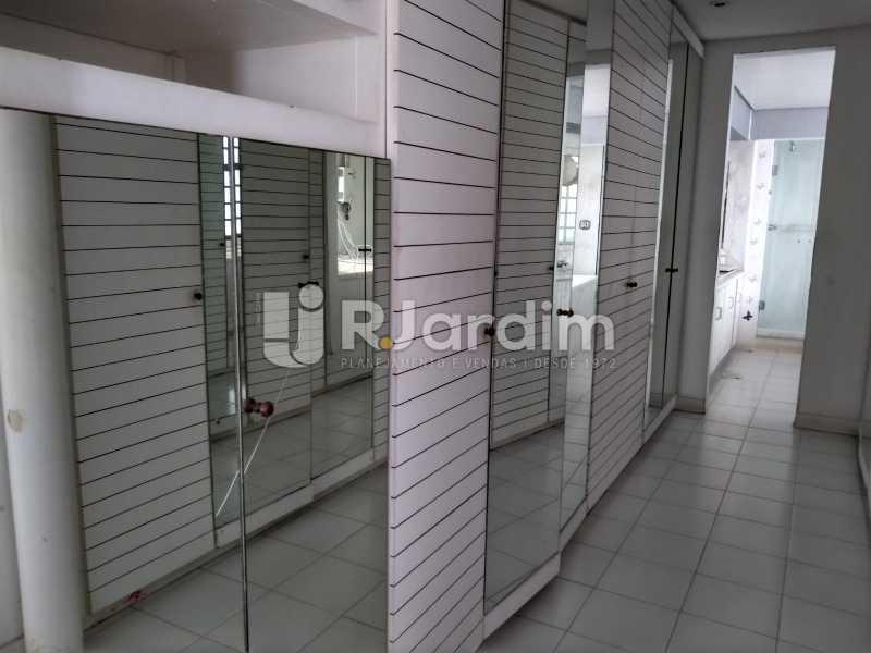 armários /acesso aos quartos  - Cobertura Rua Aperana,Leblon, Zona Sul,Rio de Janeiro, RJ À Venda, 4 Quartos, 341m² - LACO40159 - 14