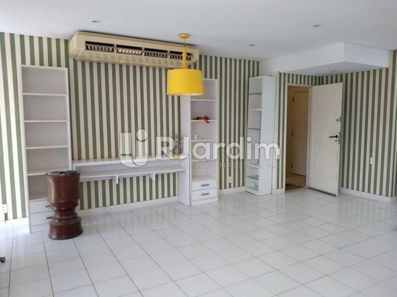 sala / entrada social  - Cobertura Rua Aperana,Leblon, Zona Sul,Rio de Janeiro, RJ À Venda, 4 Quartos, 341m² - LACO40159 - 7
